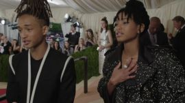 Jaden and Willow Smith on How They Define Creativity at Met Gala 2016