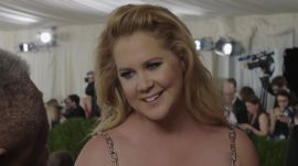 Amy Schumer on All the Material She's Going to Get From Met Gala 2016