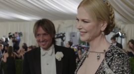 Nicole Kidman and Keith Urban on Being Each Other's Guilty Pleasure at Met Gala 2016