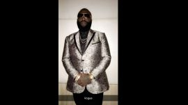 Rick Ross Shows Us How to Party Like a Boss