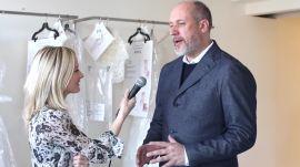 Oscar de la Renta's Peter Copping Talks All Things Weddings