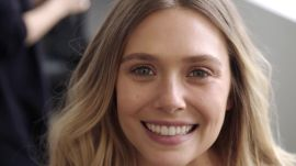 Go Behind the Scenes of Elizabeth Olsen's Allure Cover Shoot
