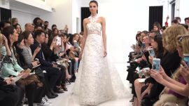 You Have to See Angel Sanchez's Latest Wedding Dress Collection