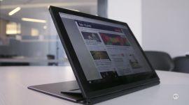Lenovo's Thinkpad X1 tablet/laptop device