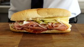 The Ultimate Hero Sandwich Is All In The Assembly