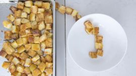 How to Make the Perfect Crispy Potatoes