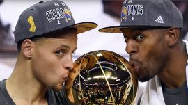 Andre Iguodala Recounts Playing Augusta National With Stephen Curry