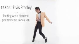 103 Years of Male Pop Stars