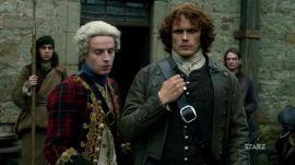 Jamie Fraser Prepares for Battle in New Outlander Clip