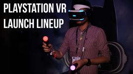PlayStation VR launch lineup preview | E3 2016