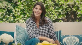 Erica Domesek's L.A. Garden Party with a Touch of Hamptons