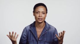 Thandie Newton Won't Let Anything Hold Her Back
