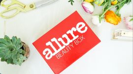Your First Look Inside the May 2016 Allure Beauty Box