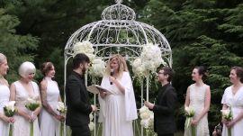 Christian Siriano and Brad Walsh's Beautiful Wedding