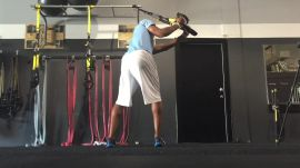 TRX Workout Program For Golfers