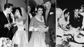 The Most Iconic Celebrity Brides of All Time