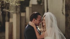 One Couple's Glamorous Wedding in the Heart of Philadelphia