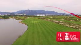 The Olympic Course Experience: Hole No. 5
