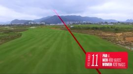The Olympic Course Experience: Hole No. 11