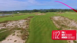 The Olympic Course Experience: Hole No. 12