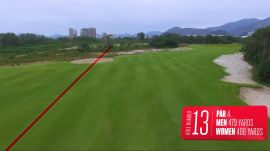 The Olympic Course Experience: Hole No. 13