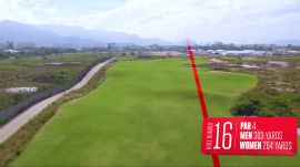 The Olympic Course Experience: Hole No. 16