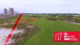 The Olympic Course Experience: Hole No. 17