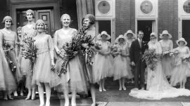 100 Years of Bridesmaid Style