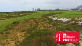 The Olympic Course Experience: Hole No. 1