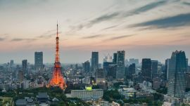 Take a Tour of Tokyo's Incredible Architectural Landmarks