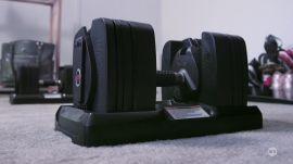 Dumbbells can be smart: Bowflex SelectTech 560 Dumbbells