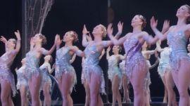 Beauty of The Radio City Rockettes