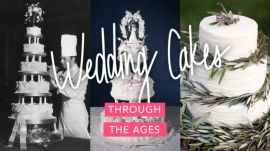 Wedding Cakes Through the Ages
