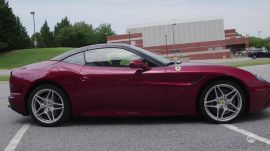 Cruising in the Ferrari California T | Ars Technica