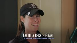 I Am An Olympian: Laetitia Beck