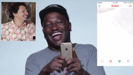 Hannibal Buress and Eric André Hijack Each Other's Tinder Accounts