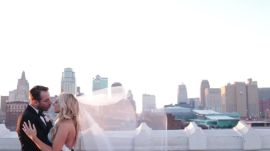 One Couple's Sweet Summer Wedding in Kansas City, Missouri
