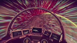 No Man's Sky: first look gameplay | Ars Technica
