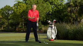 Martin Hall: Swinging Too Fast