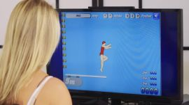 U.S. Olympic Divers Play Online Game 'High Dive Hero'