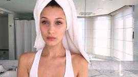 Bella Hadid's Jet-Lag Beauty Survival Guide | Beauty Secrets