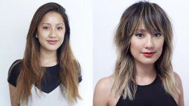 Hairstory Staff Makeover: Chrissy Teigen-Inspired Hair Transformation