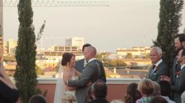 A Rooftop Wedding in Dallas, Texas