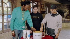 2 Chainz Eats Gold-Coated Billion Dollar Popcorn