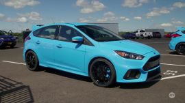 On the track with the Ford Focus RS | Ars Technica