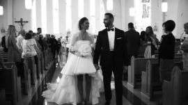 An Ultra-Chic Couple's Glamorous Wedding in Toronto