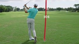 Dustin Johnson vs. Trackman: Can He Guess His Distances?