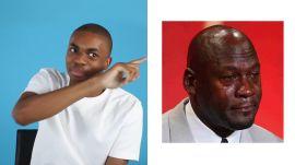 Vince Staples Reviews Every F**king Twitter Meme (Including Crying Jordan) | GQ
