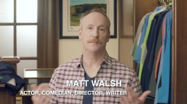Matt Walsh's Golf Game Gets a Makeover