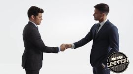 James Marsden Demonstrates the 6 Handshakes to Avoid at All Costs